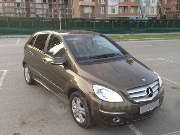Mercedes-Benz B-Class, 2011 год, 650 000 руб.