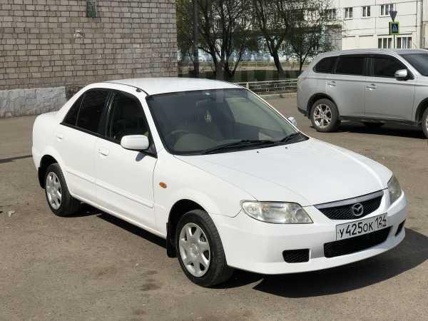 Mazda Familia, 2001 год, 199 000 руб.