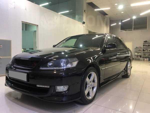 Toyota Mark II, 2002 год, 610 000 руб.