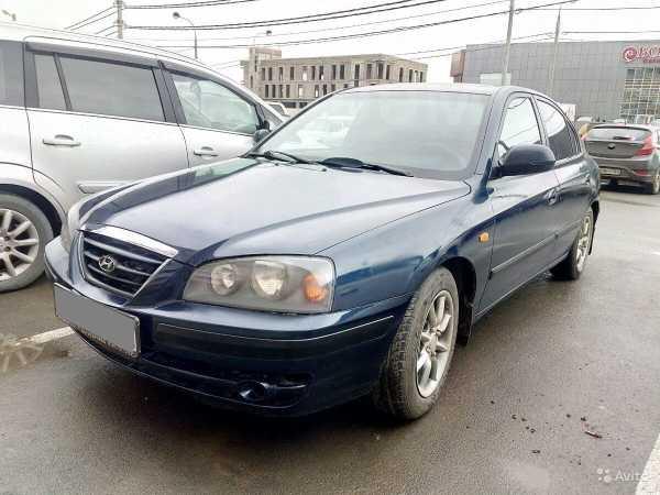 Hyundai Elantra, 2003 год, 96 000 руб.