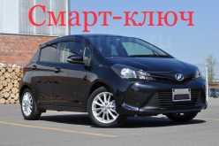 Иркутск Vitz 2015