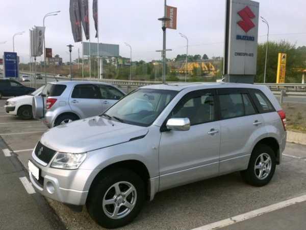 Suzuki Grand Vitara, 2007 год, 665 000 руб.