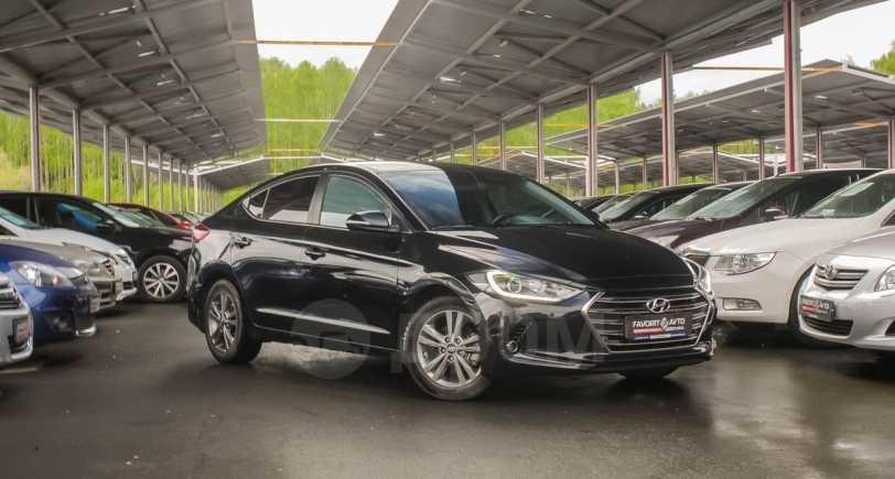 Hyundai Elantra, 2016 год, 929 000 руб.