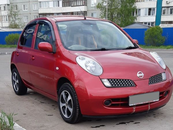 Nissan March, 2007 год, 220 000 руб.