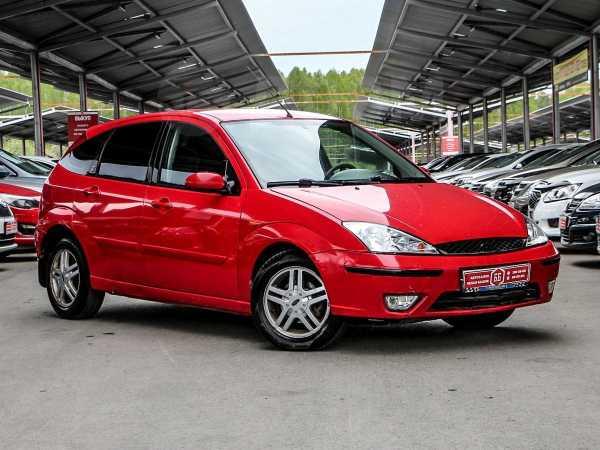 Ford Focus, 2004 год, 224 900 руб.