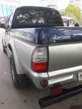 Mitsubishi L200, 2002 год, 600 000 руб.