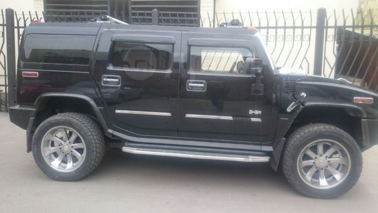 Hummer H2, 2004 год, 990 000 руб.