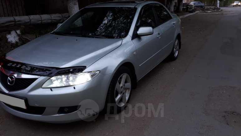 Mazda Mazda6, 2004 год, 208 000 руб.