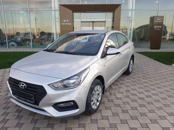 Hyundai Solaris, 2019 год, 1 035 199 руб.