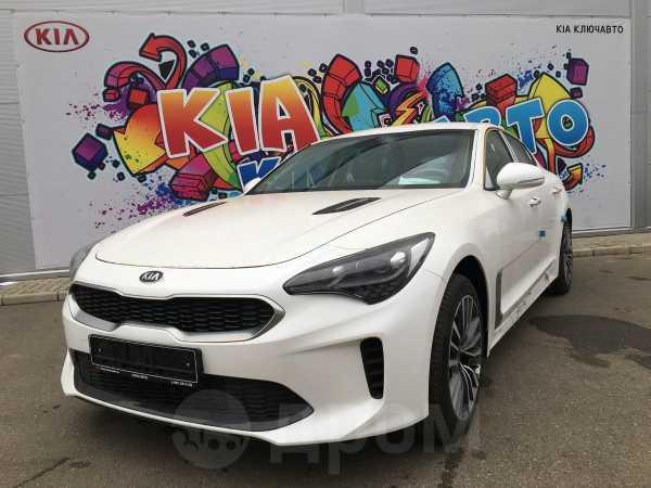 Kia Stinger, 2019 год, 2 284 900 руб.
