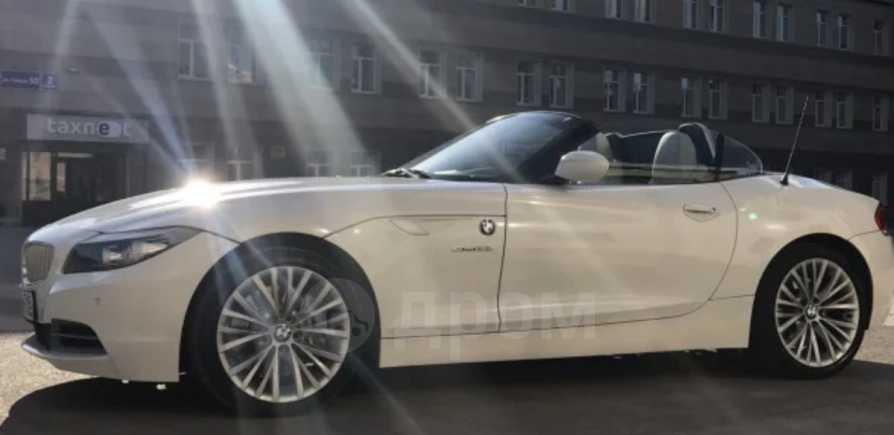 BMW Z4, 2011 год, 1 500 000 руб.