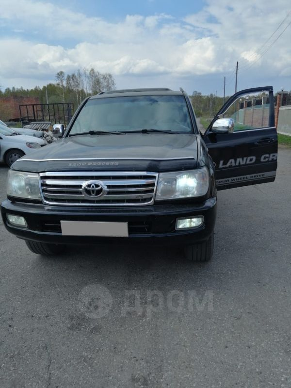 Toyota Land Cruiser, 1998 год, 800 000 руб.