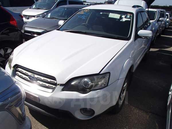 Subaru Outback, 2004 год, 305 000 руб.