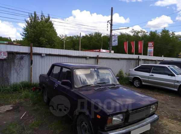 Лада 2107, 1998 год, 36 000 руб.