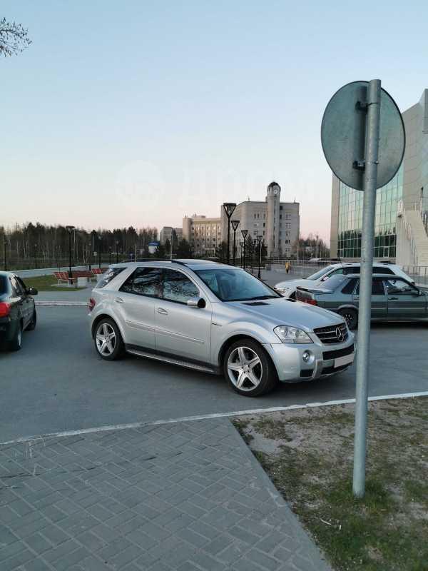 Mercedes-Benz M-Class, 2008 год, 500 000 руб.