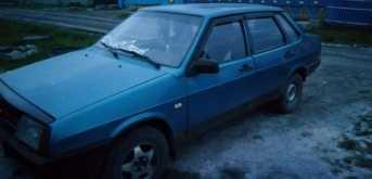 ВАЗ (Лада) 21099, 1999 г., Омск