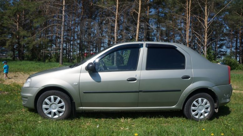 Renault Logan, 2011 год, 219 000 руб.