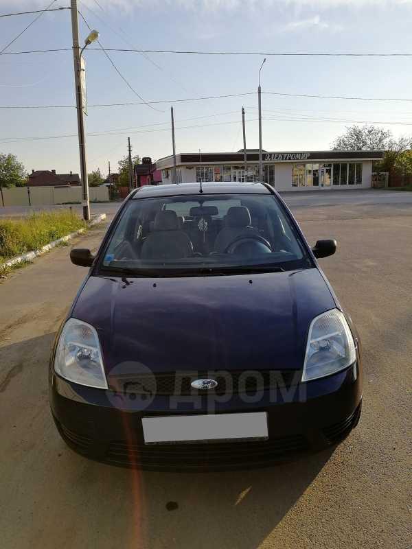 Ford Fiesta, 2003 год, 175 000 руб.