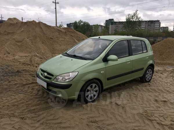 Hyundai Getz, 2006 год, 217 000 руб.