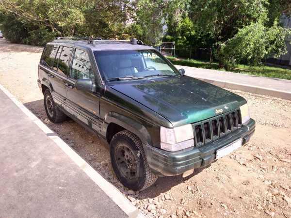 Jeep Grand Cherokee, 1996 год, 250 000 руб.