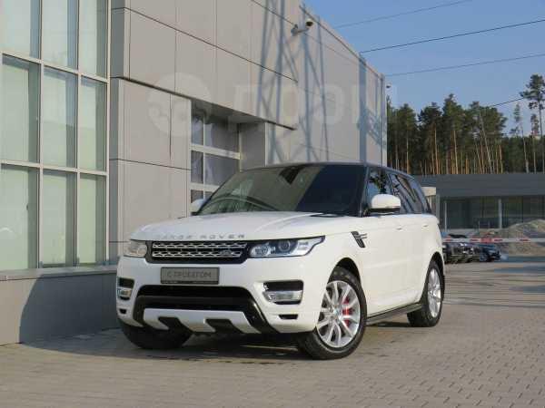 Land Rover Range Rover Sport, 2014 год, 3 110 000 руб.