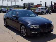 Сочи BMW 5-Series 2017