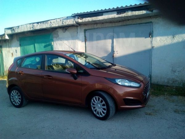 Ford Fiesta, 2013 год, 590 000 руб.
