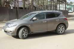 Улан-Удэ Nissan Murano 2011