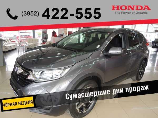Honda CR-V, 2018 год, 2 259 900 руб.