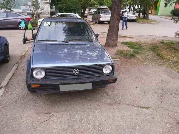 Volkswagen Golf, 1985 год, 75 000 руб.
