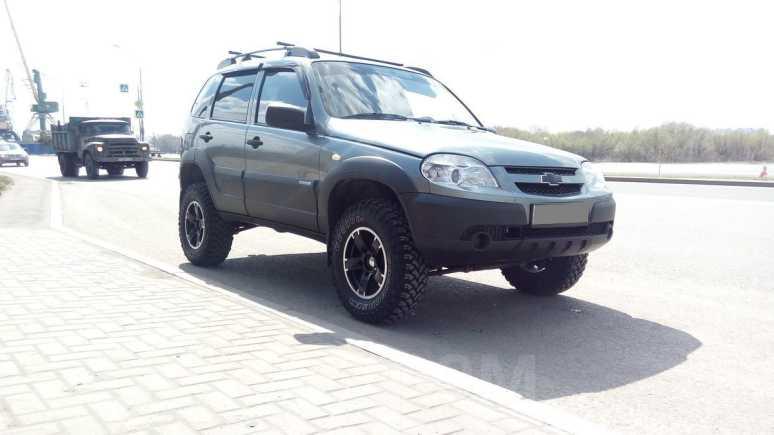 Chevrolet Niva, 2015 год, 480 000 руб.
