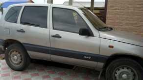 Куртамыш Niva 2007