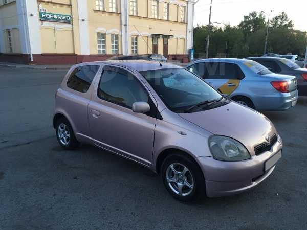 Toyota Vitz, 1999 год, 163 000 руб.