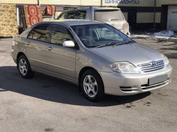 Toyota Corolla, 2003 год, 265 000 руб.