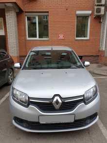 Renault Logan, 2016 г., Красноярск
