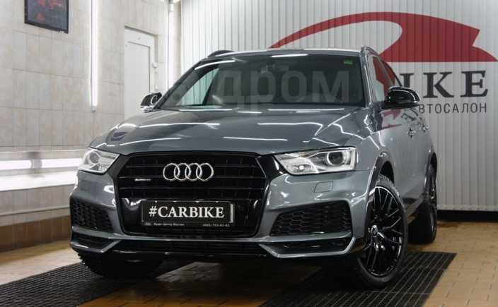 Audi Q3, 2017 год, 1 799 000 руб.