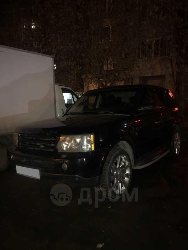 Land Rover Range Rover Sport, 2006 год, 640 000 руб.