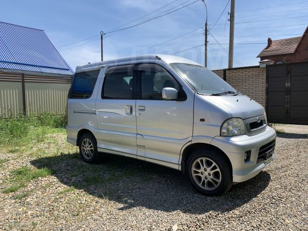 Toyota Sparky, 2001 год, 190 000 руб.