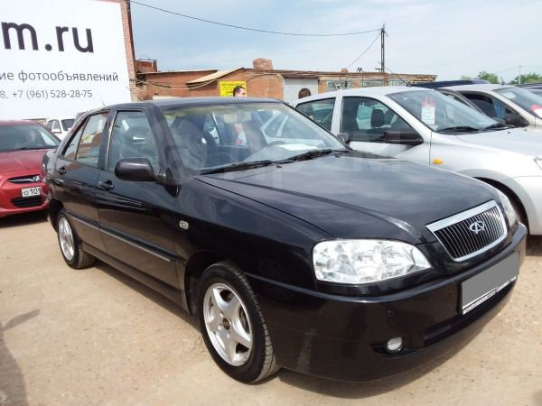 Chery Amulet A15, 2007 год, 185 000 руб.