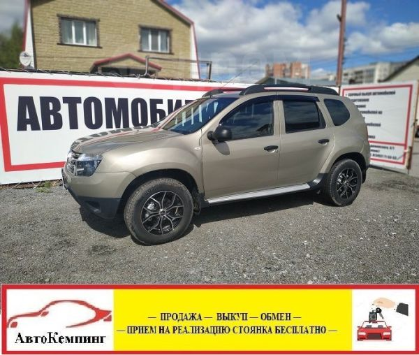 Renault Duster, 2012 год, 547 000 руб.