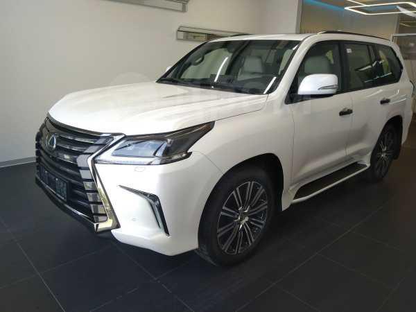 Lexus LX570, 2019 год, 7 373 000 руб.