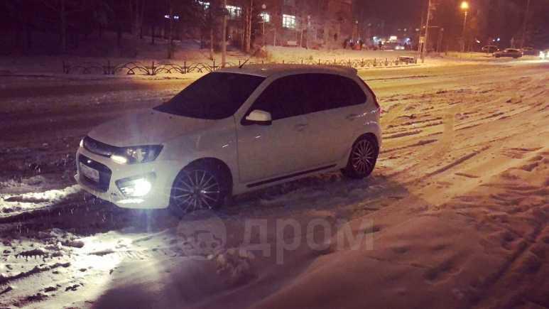 Лада Калина Спорт, 2018 год, 570 000 руб.