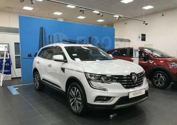Renault Koleos, 2018 год, 1 909 900 руб.