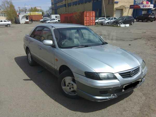 Mazda Capella, 2002 год, 150 000 руб.