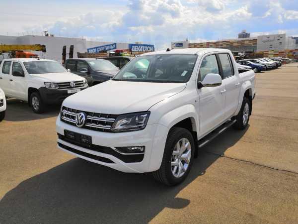 Volkswagen Amarok, 2019 год, 3 401 025 руб.