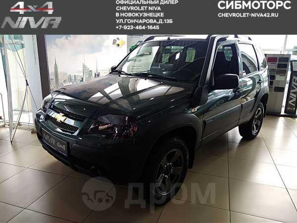 Chevrolet Niva, 2019 год, 745 000 руб.
