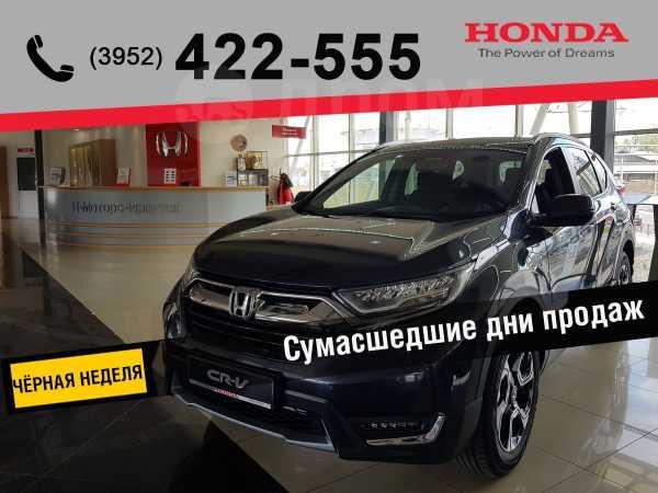 Honda CR-V, 2018 год, 2 560 900 руб.