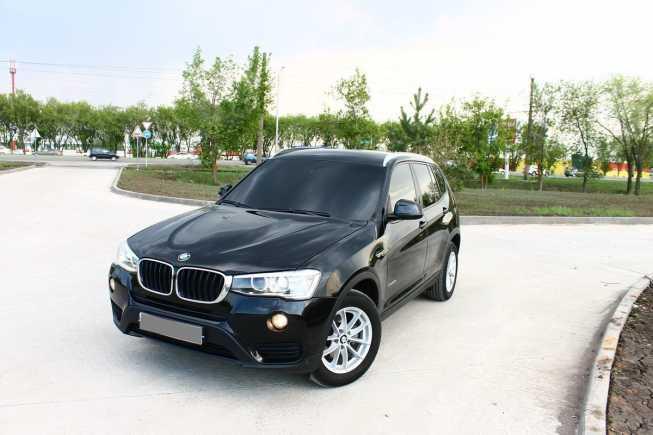 BMW X3, 2014 год, 1 320 000 руб.
