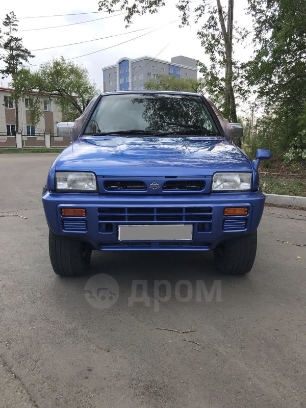Nissan Mistral, 1996 год, 400 000 руб.