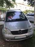 Mercedes-Benz Vaneo, 2002 год, 320 000 руб.